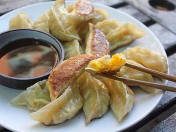 Shredded Vegetable Dumplings