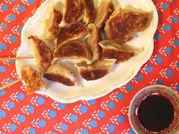 Curried Sweet Potato Dumplings