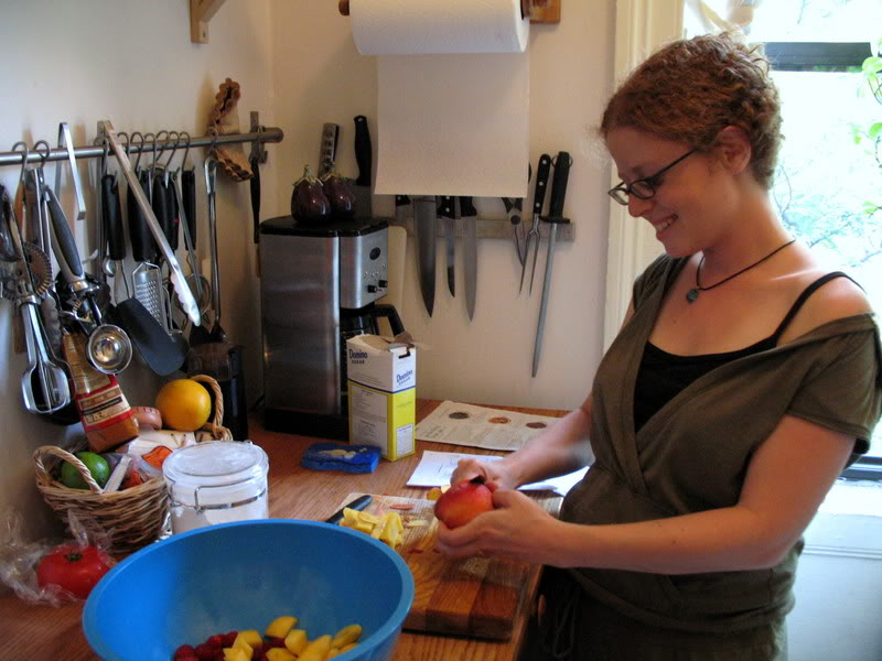 Here's Lookin' at You Cook: Jenni Ferrari-Adler