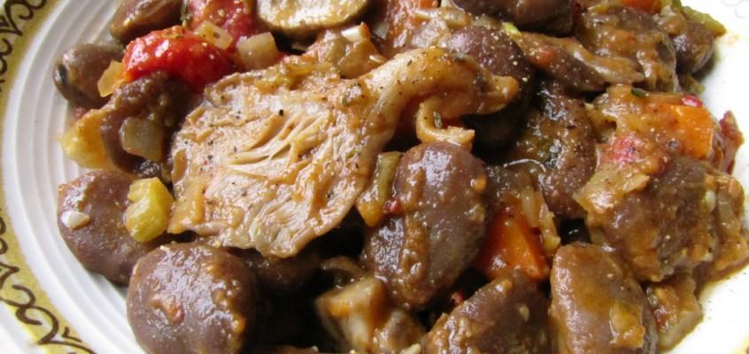 Hearty Fava Bean Stew