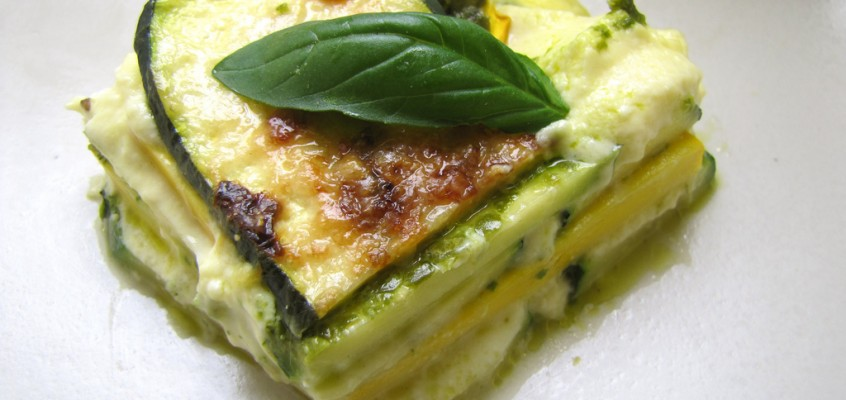 Zucchini Lasagna (Without the Pasta Sheets)