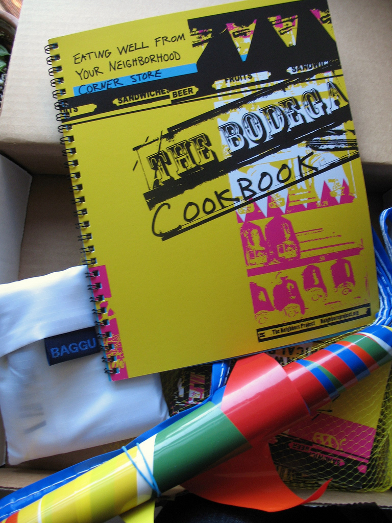 It's a Bodega Party in a Box! and chat with Kit Hodge, The Neighbors Project