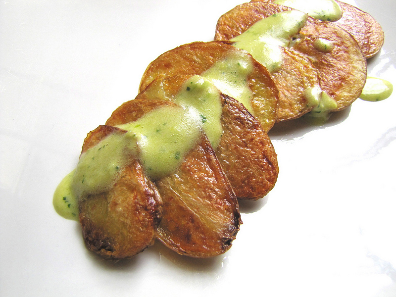 Green Garlic Aioli