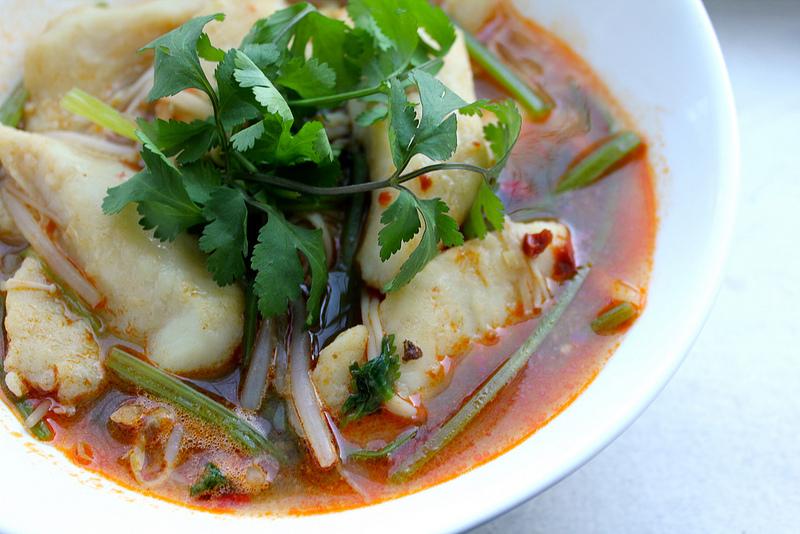 Sichuan Fish Stew (Shui Zhu Yu)