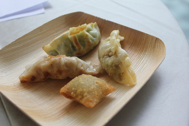 How NYC Does Dumplings (at the NYC Dumpling Festival '15)