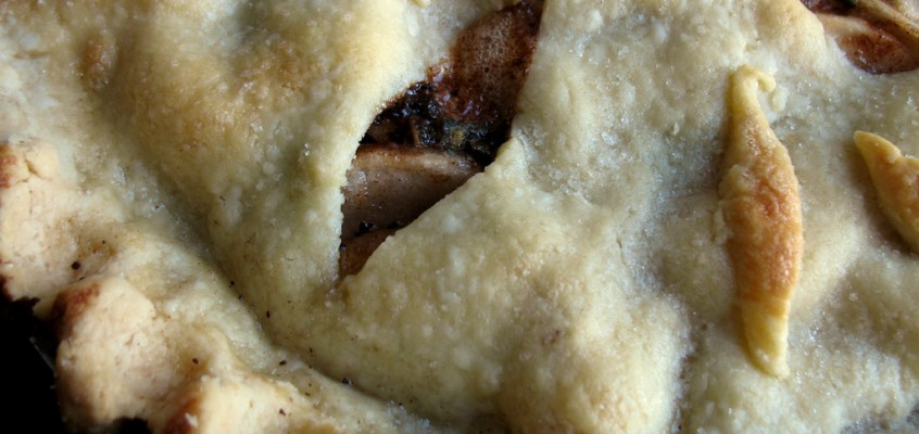 Brown Butter Sage Apple Pie (and Enid's Apple Pie Bake-Off recap)