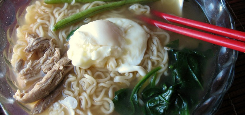 From Instant to Awesome Ramen (and The Brooklyn Kitchen Ramen-Off)