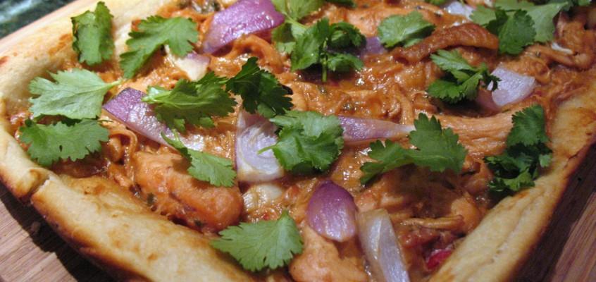 Deep-Dish Chicago/Jakarta-Style Pizzas Two Ways