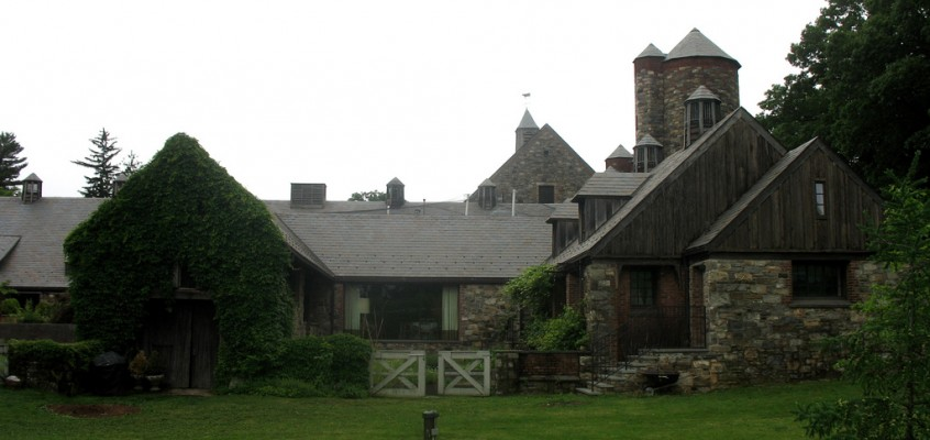 A (Rainy) Volunteer Day at Stone Barns