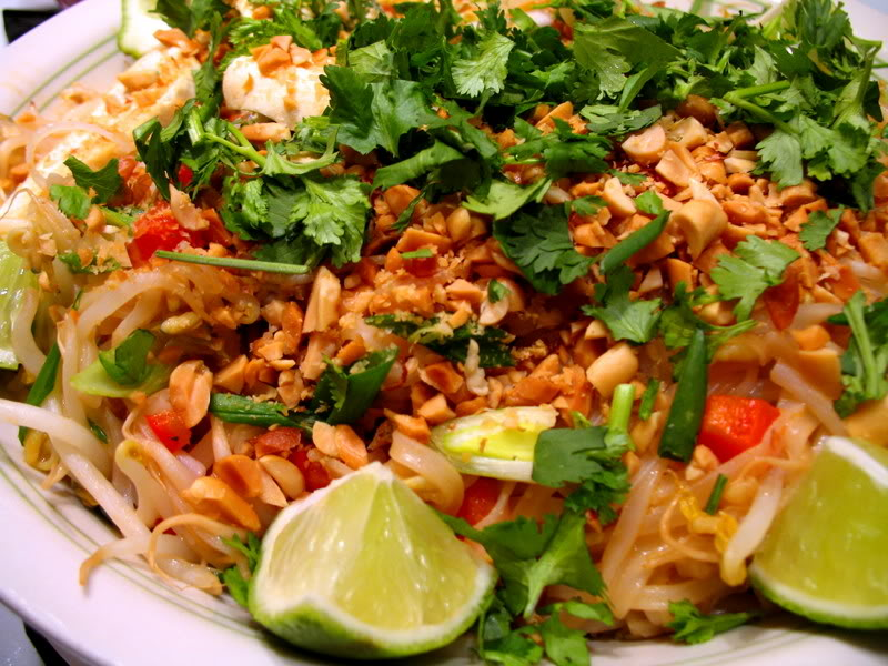 Potluck Pad Thai