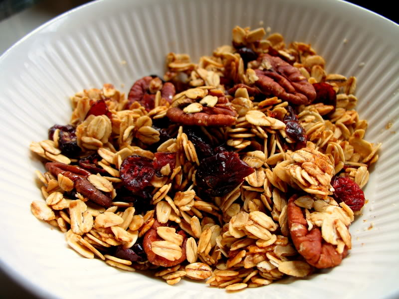 Super Crunchy Nutty 2-Step Granola