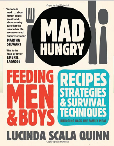 Make Your Best Dish For Dudes and Win a Copy of Mad Hungry