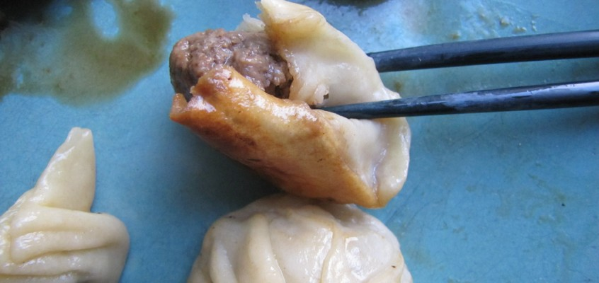 Cheeseburger Dumplings