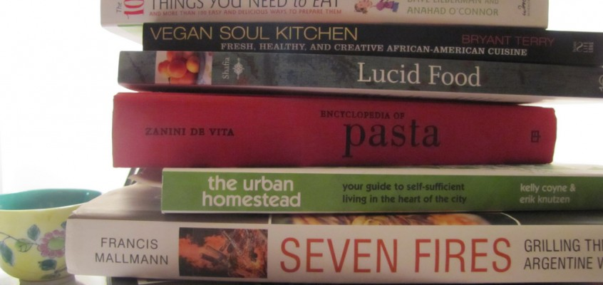 My Favorite Food Books of 2009