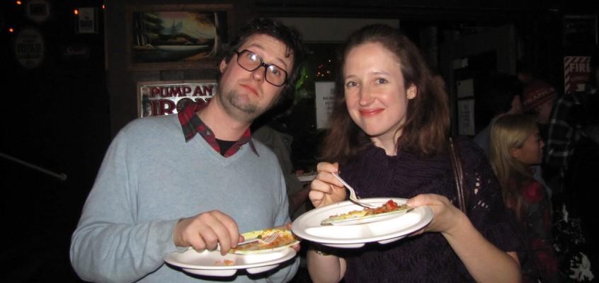 Food Obstructions III is February 7