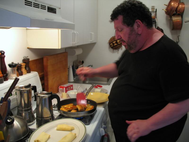 Here's Lookin' at You Cook: Arthur Schwartz