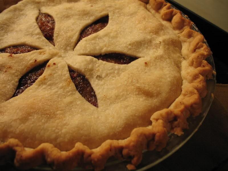 Cranberry Orange Mince Pie
