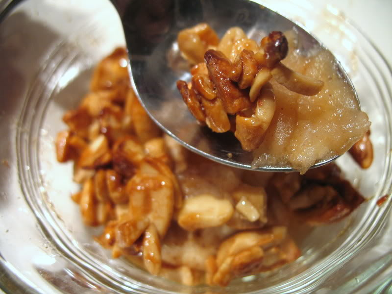 Honey-Cashew Fruit Crisps