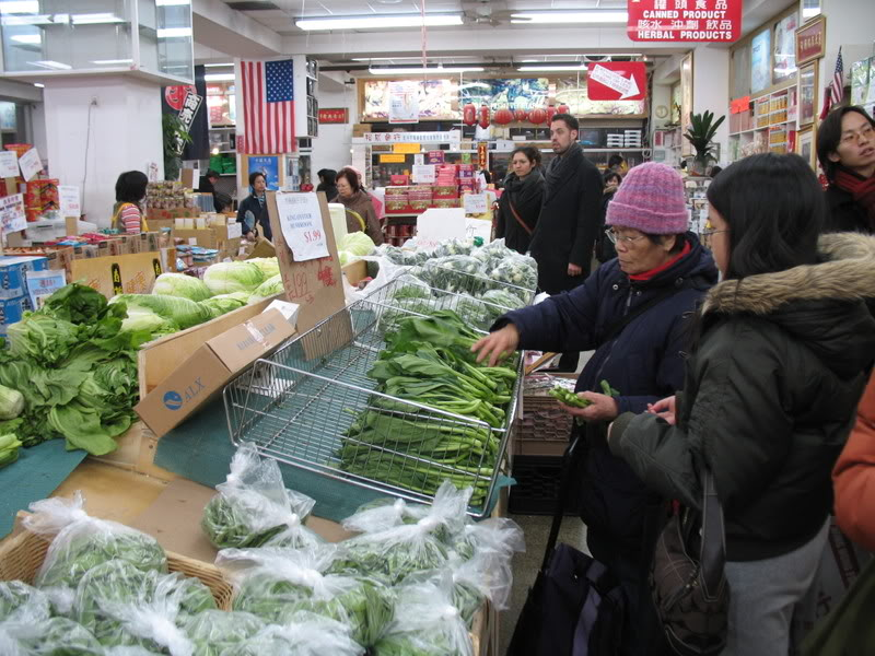 Watching the Markets: Dynasty Supermarket