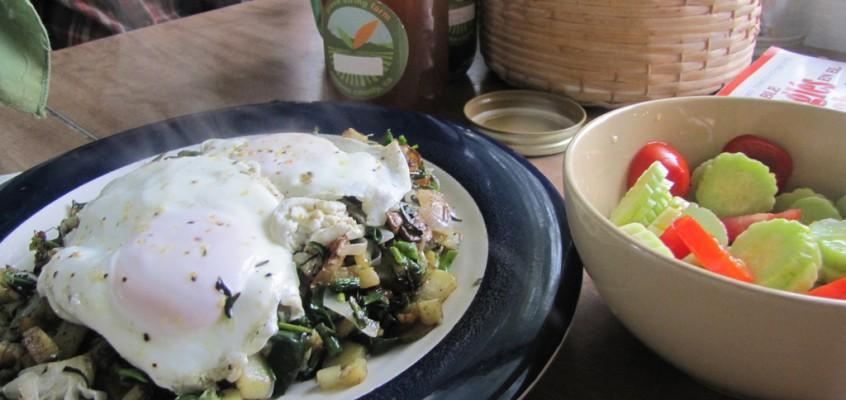Breakfast On the Farm (San Francisco Chronicles Part 2)