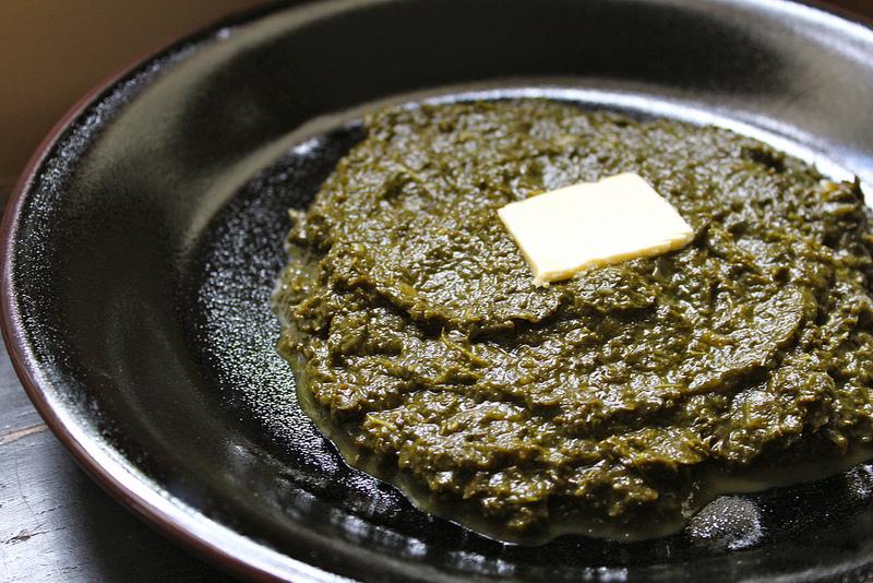Kale Saag