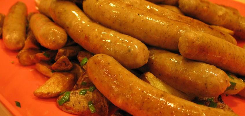 Matt Greco's Pork Sage Sausage