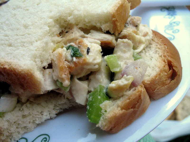 Chicken Salad Days