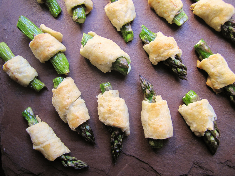 Asparagus In a Blanket