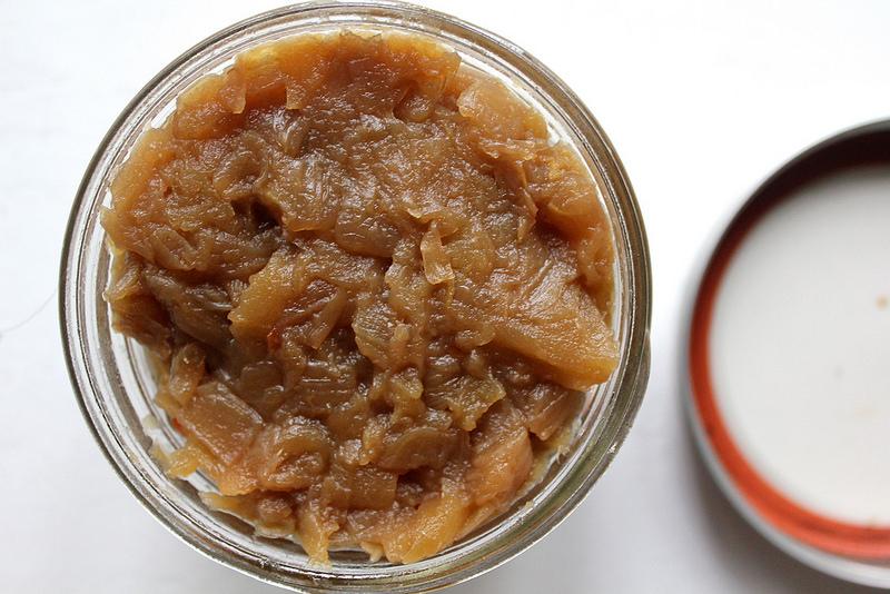 Fennel, Apple & Onion Relish